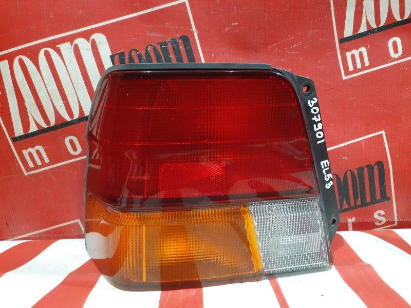 Фонарь (стоп-сигнал) Toyota Corsa EL53 5E-FE 1994 задний левый 16-117