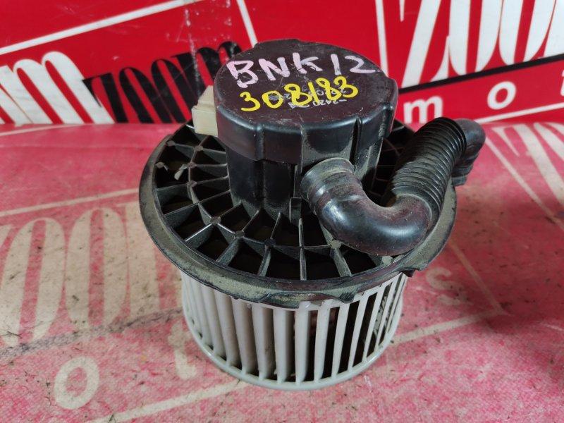 Вентилятор (мотор отопителя) Nissan March AK12 CR12DE 2002