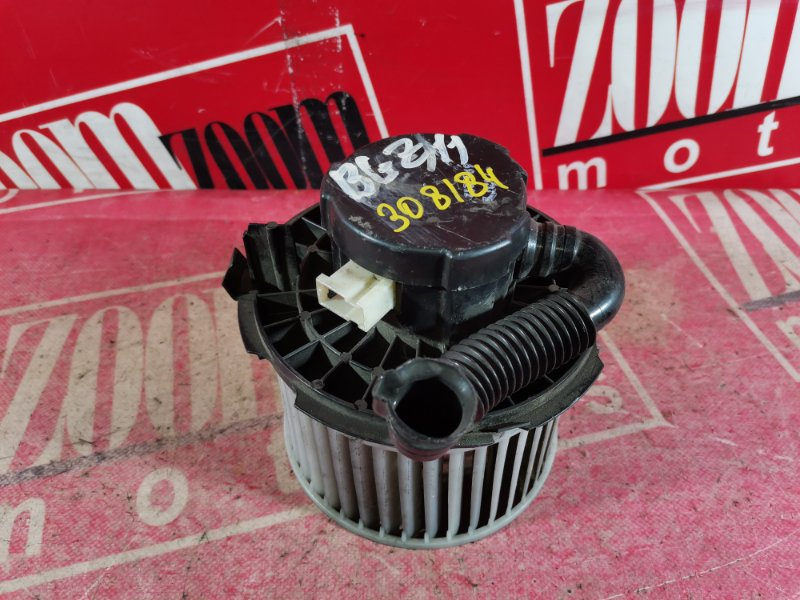 Вентилятор (мотор отопителя) Nissan Cube BZ11 CR14DE 2002