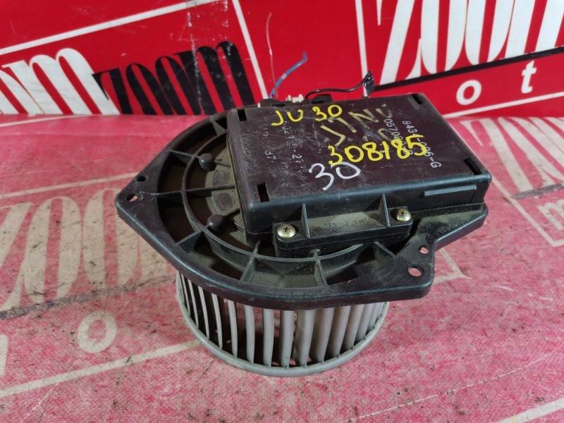 Вентилятор (мотор отопителя) Nissan Bassara JU30 KA24DE 1999