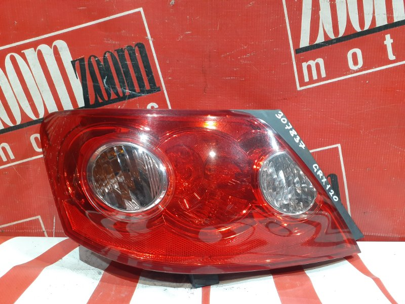 Фонарь (стоп-сигнал) Toyota Mark X GRX120 4GR-FSE 2004 задний левый 22-333