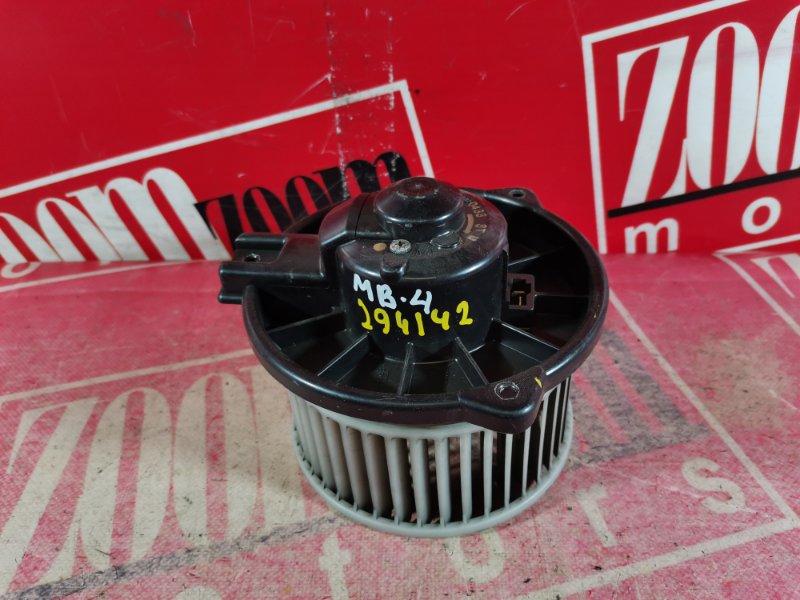 Вентилятор (мотор отопителя) Honda Domani MB4 D16A 1995 передний