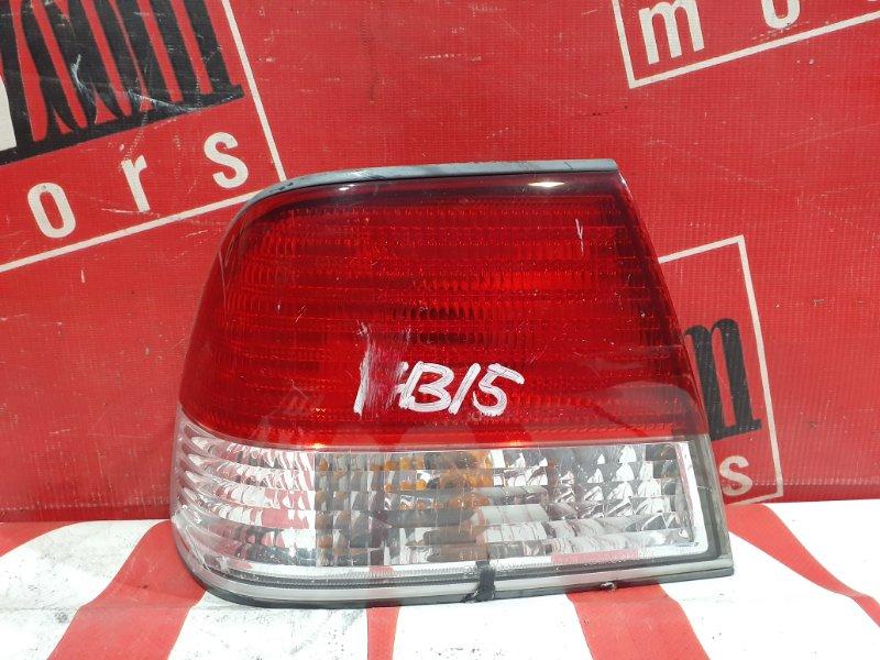 Фонарь (стоп-сигнал) Nissan Sunny FB15 QG15DE 1998 задний левый 48-45