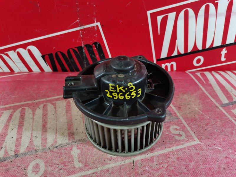 Вентилятор (мотор отопителя) Honda Civic Ferio EK3 D15B 1995 передний