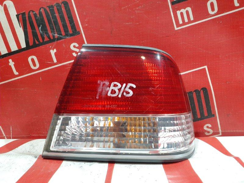 Фонарь (стоп-сигнал) Nissan Sunny FB15 QG15DE 1998 задний правый 48-45