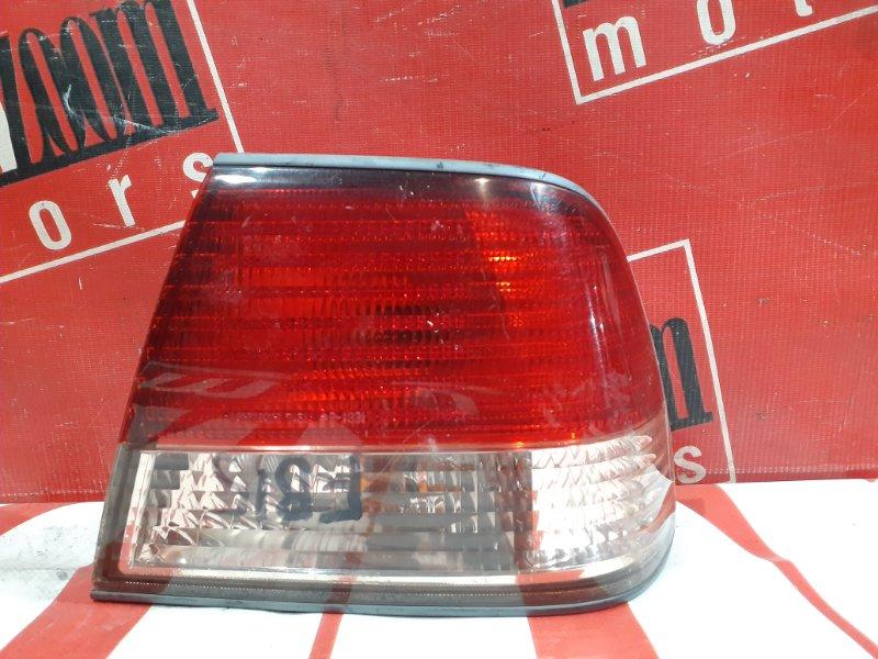 Фонарь (стоп-сигнал) Nissan Sunny FB15 QG15DE 2002 задний правый 48-45