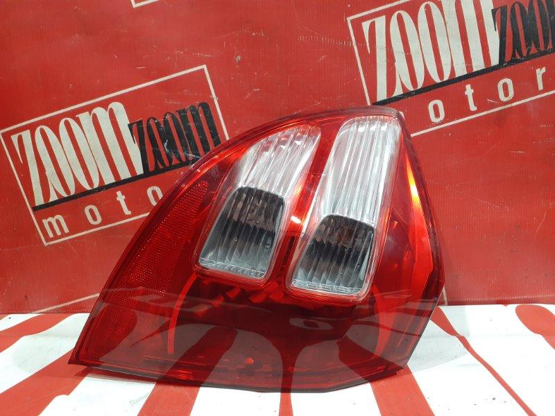 Фонарь (стоп-сигнал) Honda Fit GE6 L13A 2005 задний левый 70-30