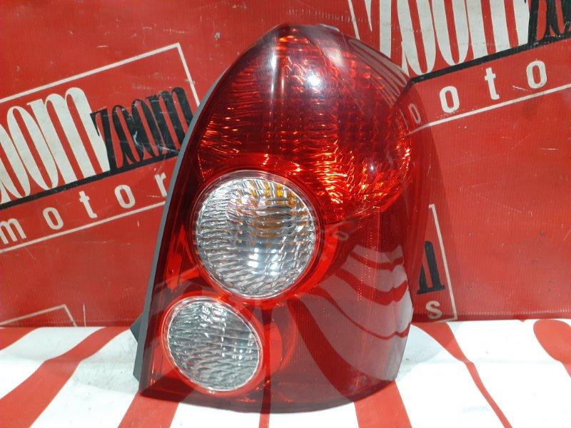 Фонарь (стоп-сигнал) Mazda Familia S-Wagon BJ5W ZL-VE 1998 задний правый 220-61955