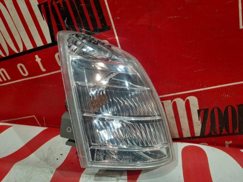 Поворотник (габарит) Nissan X-Trail T30 QR20DE `2001 передний правый 34-43