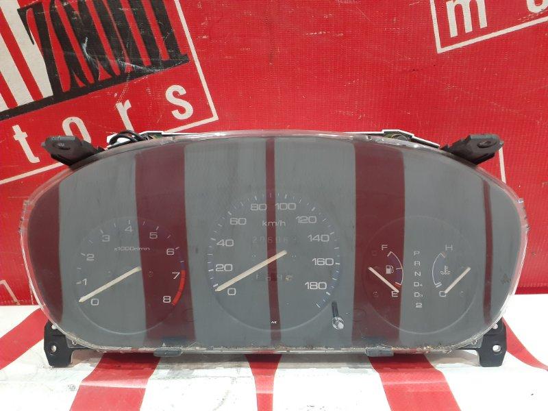 Комбинация приборов (спидометр) Honda Domani MB3 D15B 1995 передняя H0249-006