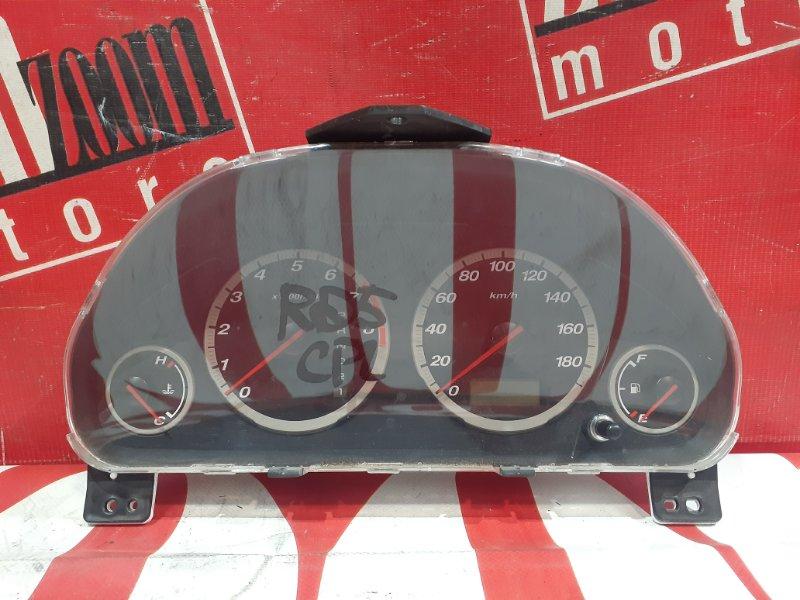 Комбинация приборов (спидометр) Honda Cr-V RD5 K20A 2001 передняя 78100-J400