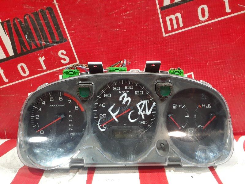 Комбинация приборов (спидометр) Honda Accord CF3 F18B 1997 передняя 78100-J200