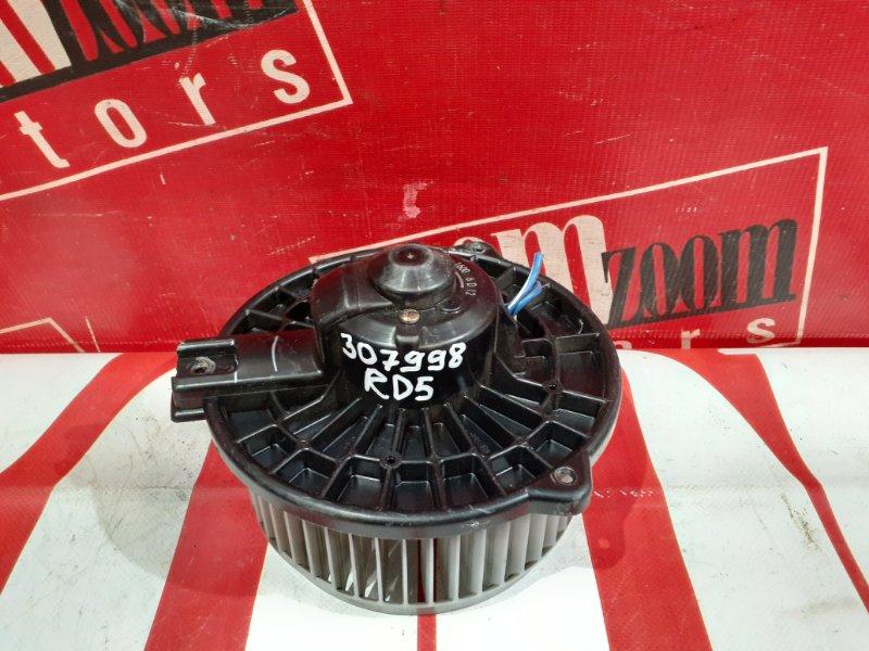 Вентилятор (мотор отопителя) Honda Cr-V RD5 K20A 2001