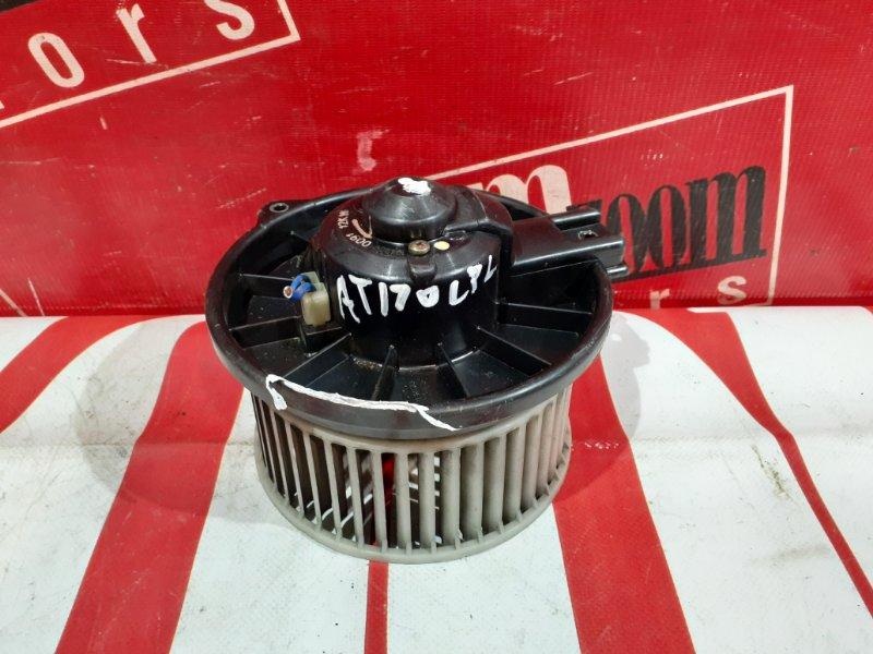 Вентилятор (мотор отопителя) Toyota Carina AT170 5A-FE 1987