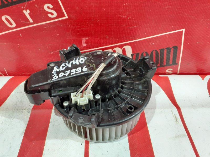Вентилятор (мотор отопителя) Toyota Camry ACV40 2AZ-FE 2006