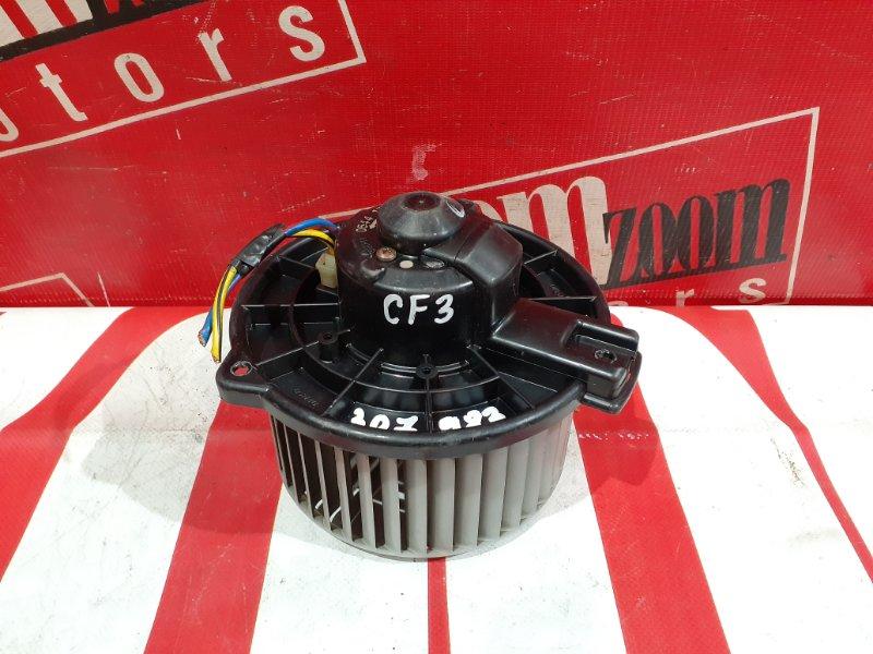 Вентилятор (мотор отопителя) Honda Accord CF3 F18B 1997