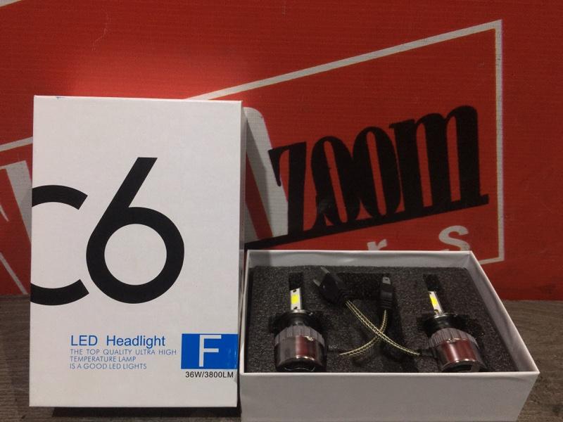 Лампа светодиодная Nissan C6+H7
