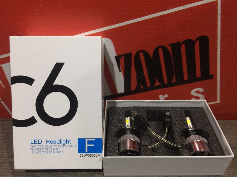 Лампа светодиодная Mazda C6+H7