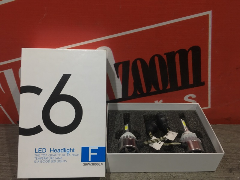 Лампа светодиодная Nissan C6+9005N