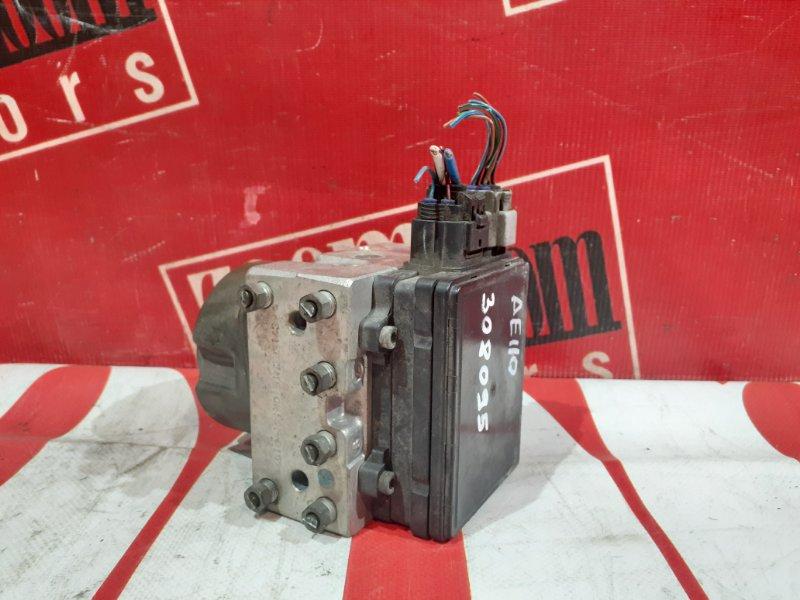 Блок abs (модулятор abs) Toyota Sprinter AE110 5E-FE 1997 передний 44510-12180