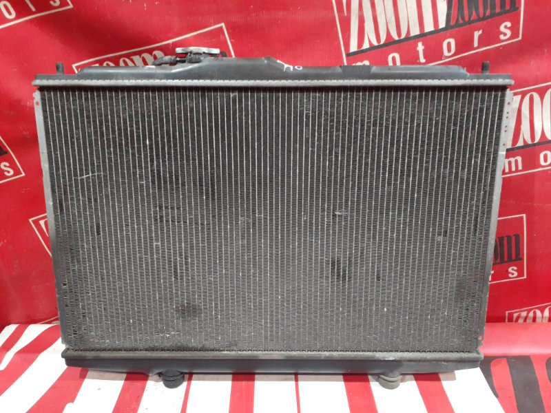Радиатор двигателя Honda Odyssey RA6 F23A 1999 передний