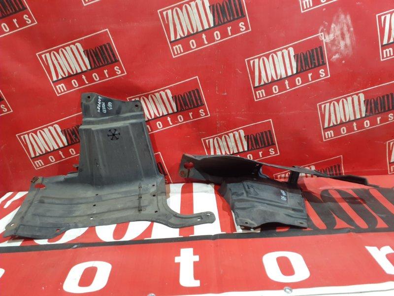 Защита двс Honda Freed GB3 L15A 2007 передняя