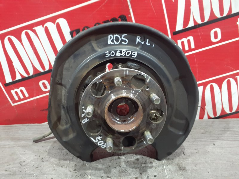 Ступица Honda Cr-V RD5 K20A 2001 задняя левая