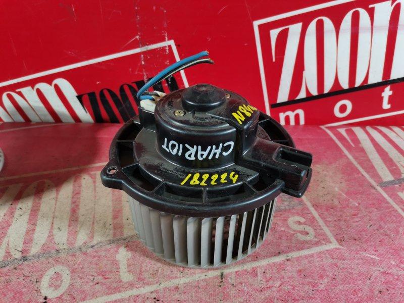 Вентилятор (мотор отопителя) Mitsubishi Chariot Grandis N84W 4G64 1997