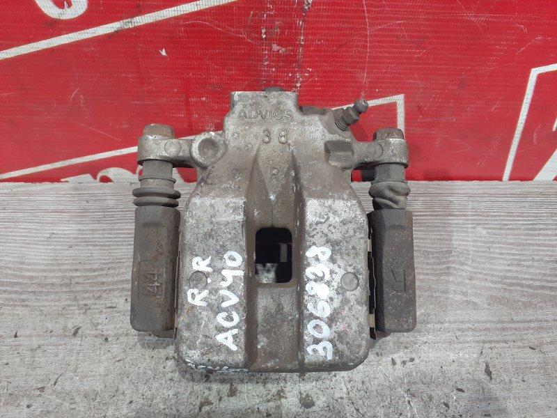 Суппорт Toyota Camry ACV40 2AZ-FE 2006 задний правый