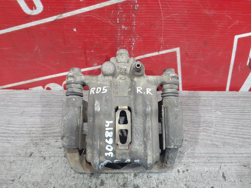 Суппорт Honda Cr-V RD5 K20A 2001 задний правый