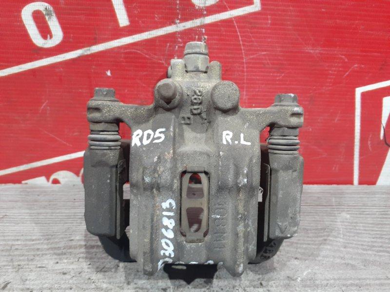 Суппорт Honda Cr-V RD5 K20A 2001 задний левый
