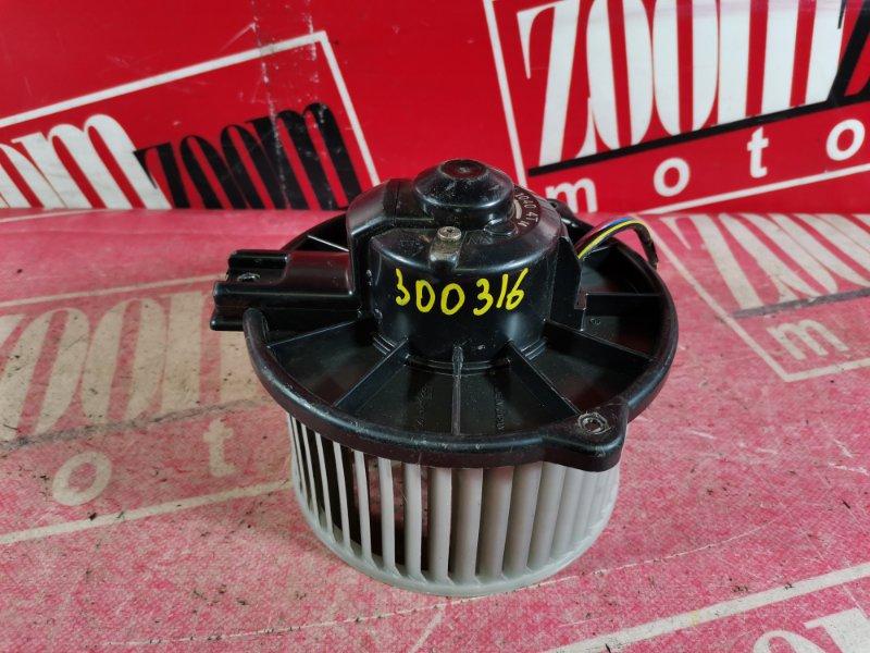 Вентилятор (мотор отопителя) Toyota Corona Premio ST210 3S-FSE 1999 передний