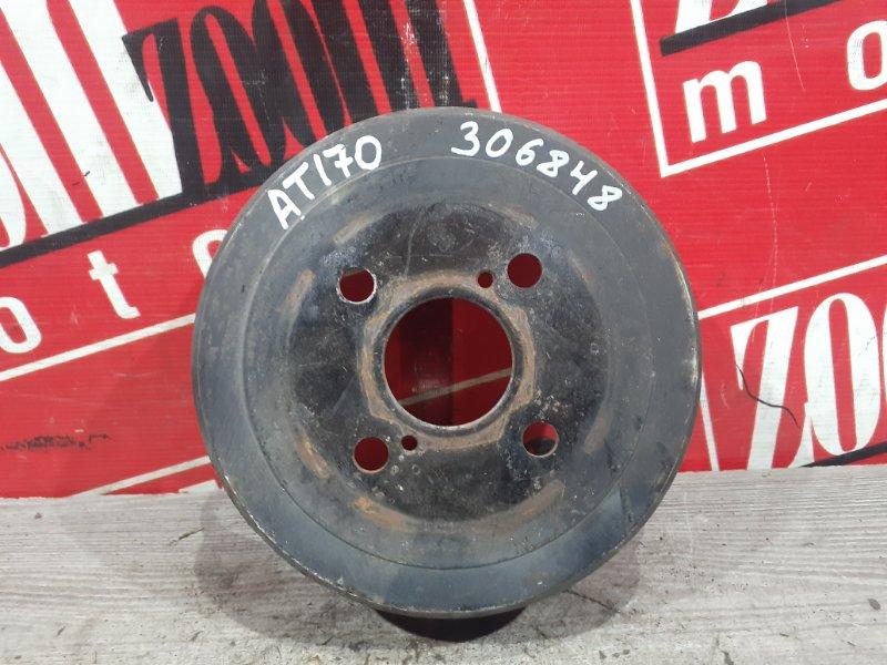 Барабан тормозной Toyota Carina AT170 5A-FE 1988 задний правый