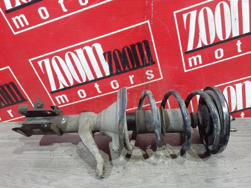 Стойка подвески Honda Cr-V RD5 K20A 2001 передняя левая