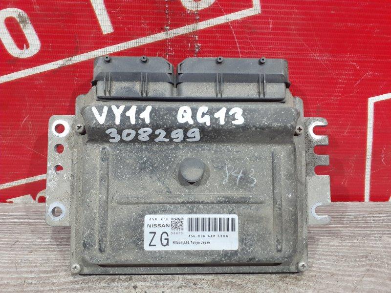 Компьютер (блок управления) Nissan Ad VY11 QG13DE 1999 A56-X06 A4M