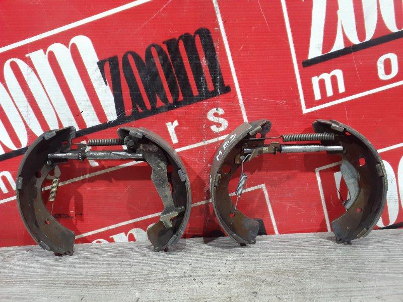 Колодки тормозные Honda Domani MB3 D15B 1995 задние