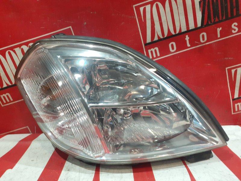 Фара Nissan Teana PJ31 VQ23DE 2003 передняя правая 100-63741