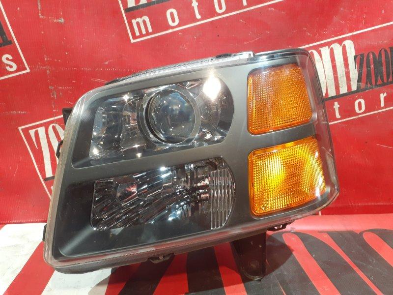 Фара Suzuki Wagon R Solio MA34S M13A 1999 передняя левая 13-68