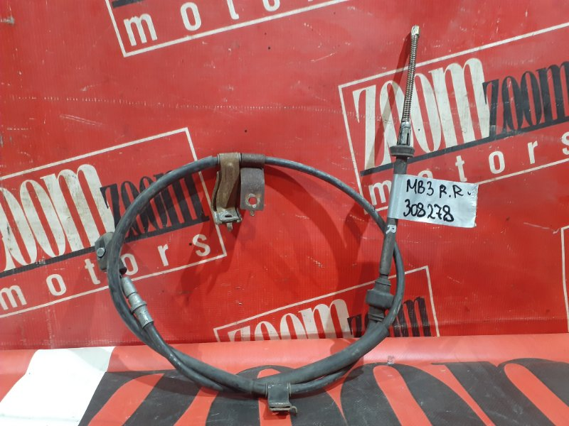 Трос ручника Honda Domani MB3 D15B 1995 задний правый