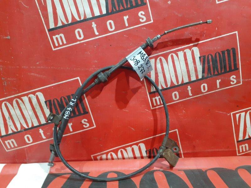 Трос ручника Honda Domani MB3 D15B 1995 задний левый