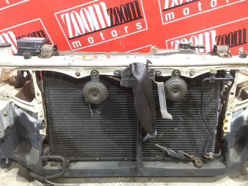 Радиатор кондиционера Toyota Carina Ed ST202 3S-FE 1993 передний