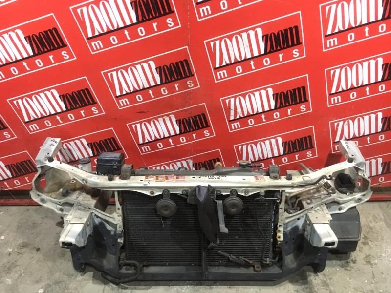 Рамка радиатора Toyota Carina Ed ST202 3S-FE 1993 передняя белый
