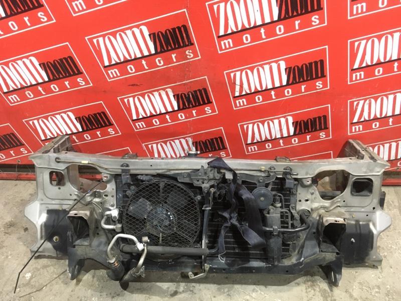 Рамка радиатора Toyota Carina AT170 5A-FE 1988 передняя серый
