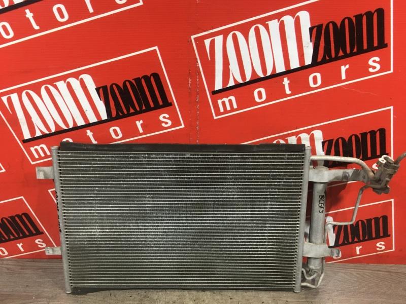Радиатор кондиционера Mazda Axela BL5FW ZY-VE 2009 передний