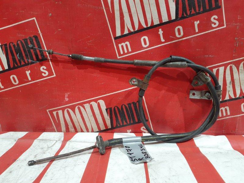 Трос ручника Toyota Carina ST170 3S-FE 1987 задний правый