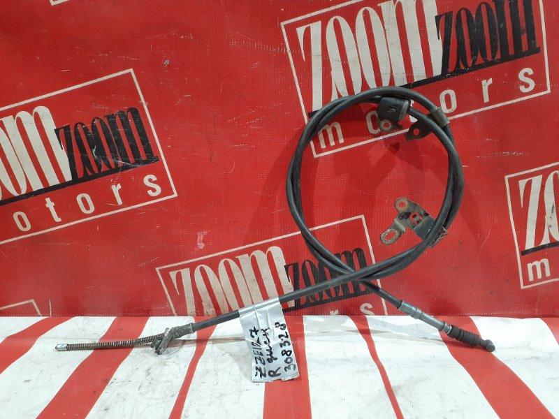 Трос ручника Toyota Will Vs ZZE127 1ZZ-FE `2001 задний правый