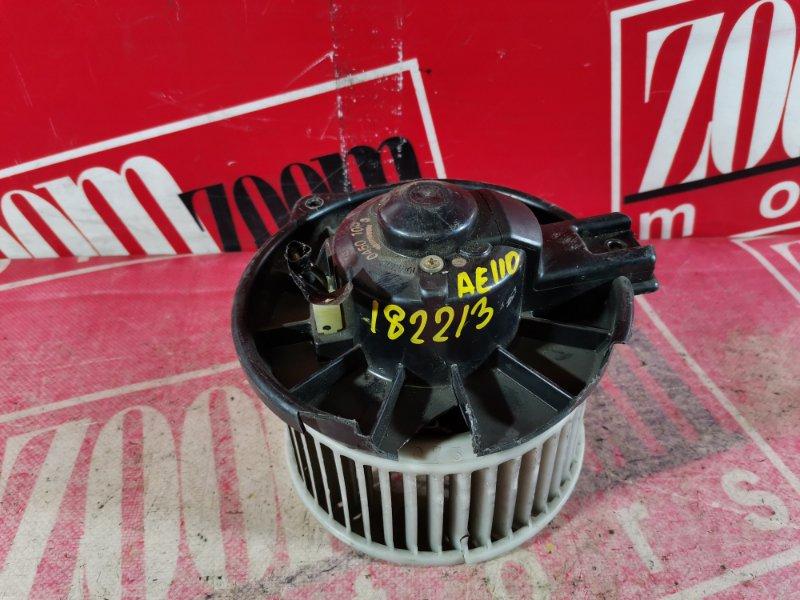 Вентилятор (мотор отопителя) Toyota Sprinter Marino AE101