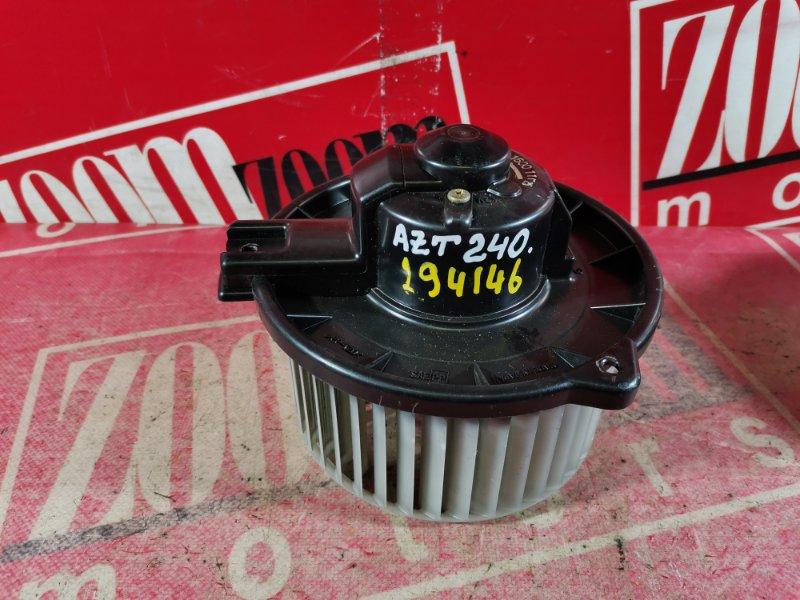 Вентилятор (мотор отопителя) Toyota Allion NZT240 1NZ-FE 2001 передний