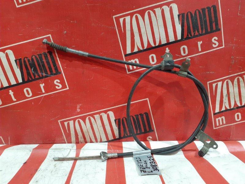 Трос ручника Toyota Will Vs ZZE127 1ZZ-FE `2001 задний левый