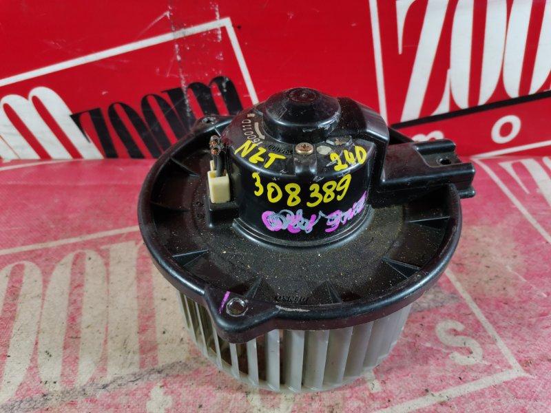 Вентилятор (мотор отопителя) Toyota Allion AZT240 1AZ-FSE `2001